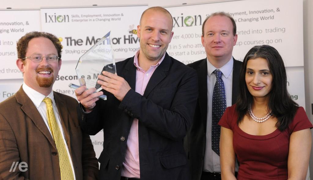 IXION Enterprise Award Winner