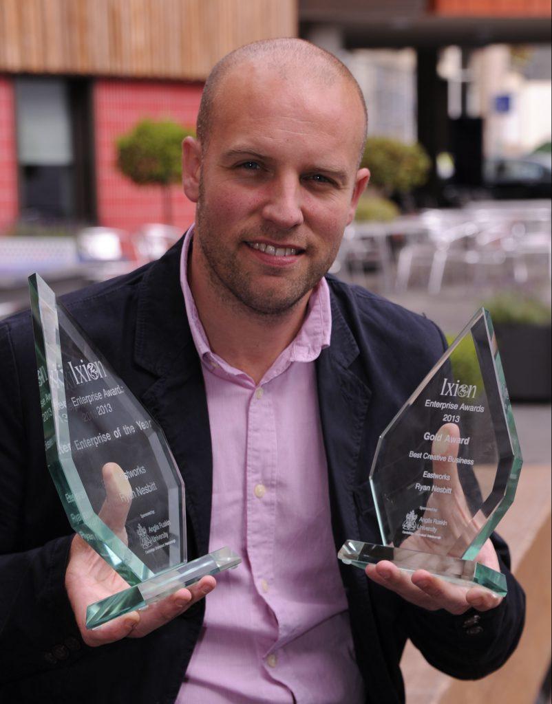 Ixion Enterprise Awards Winner East Anglia