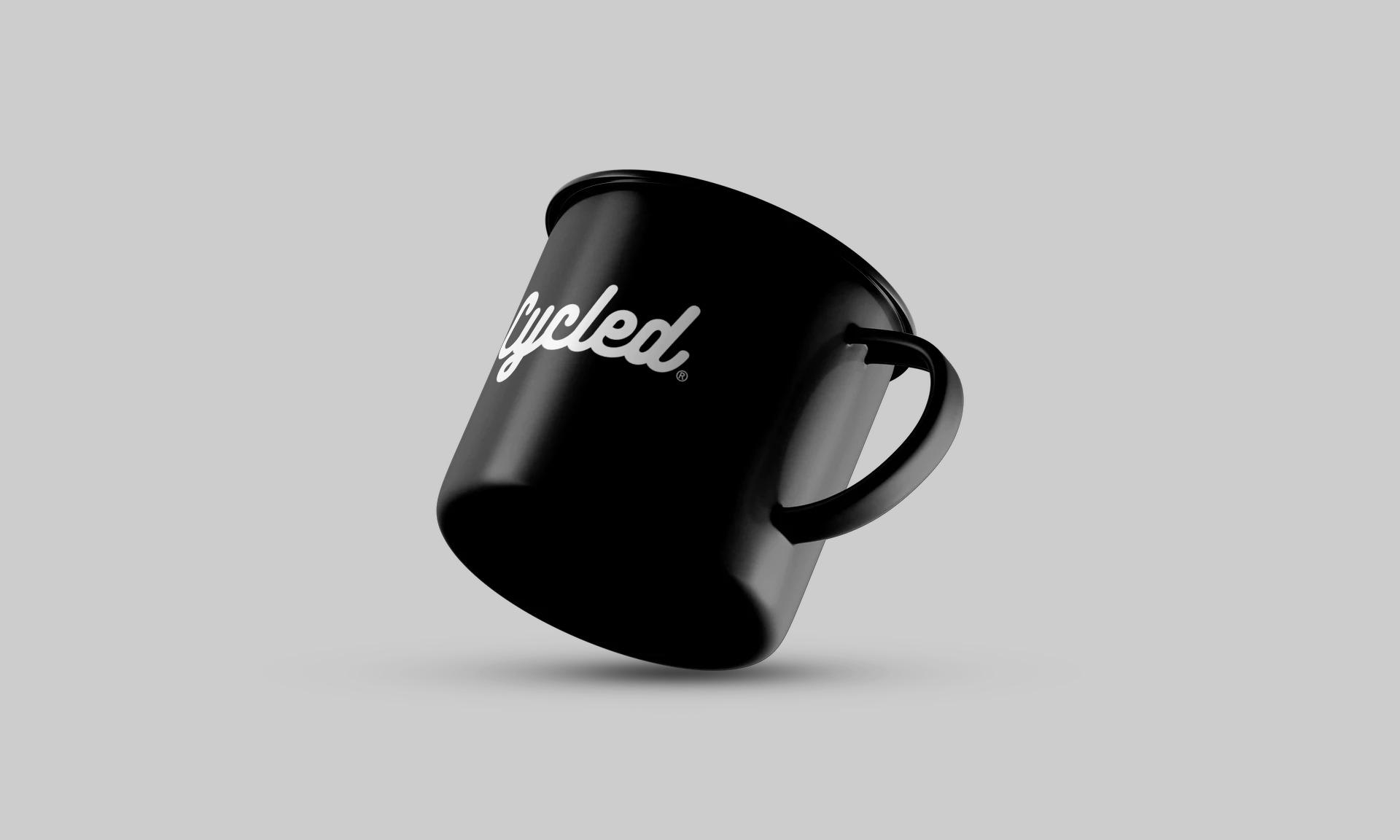 Cycled Mug