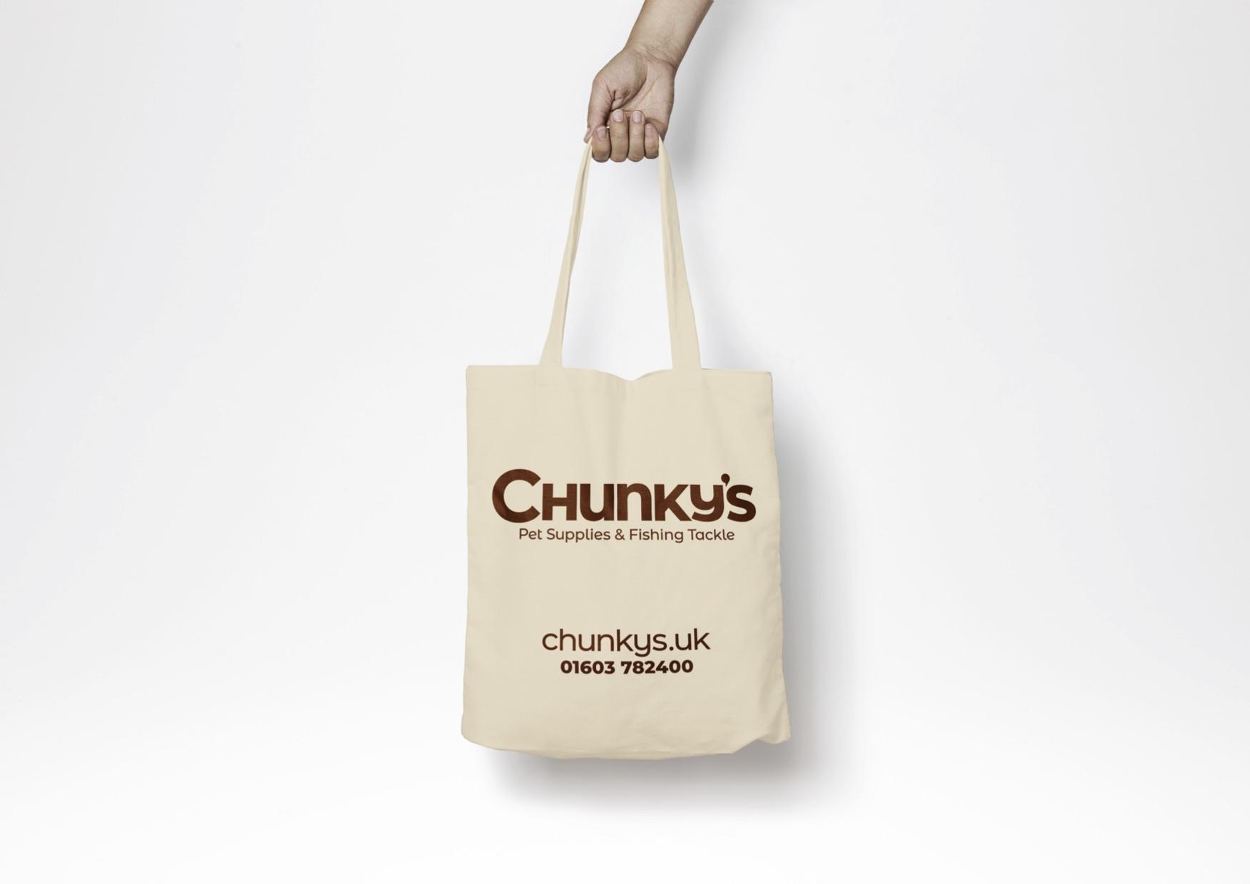 CHUNKY'S BAG