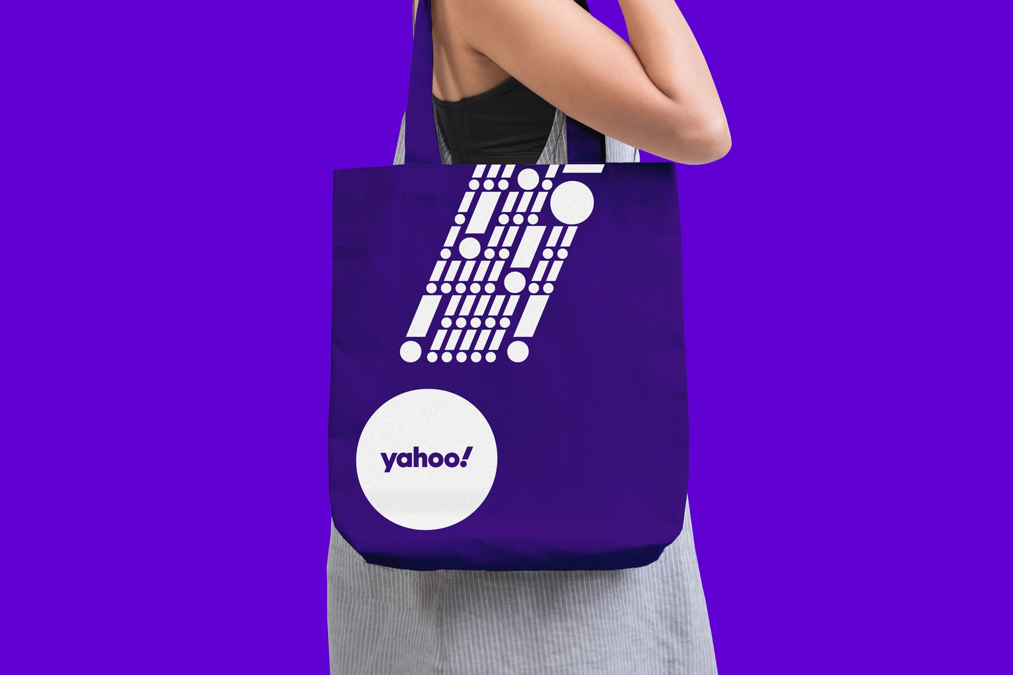 Yahoo Rebrand suggests better times ahead for the struggling internet icon